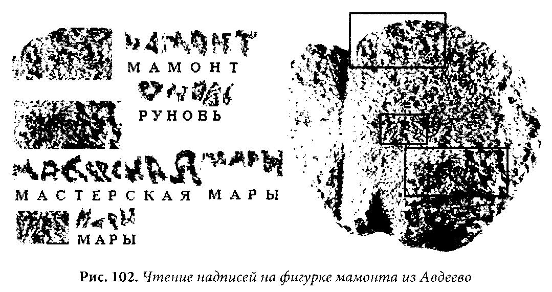 Русскому языку миллионы лет