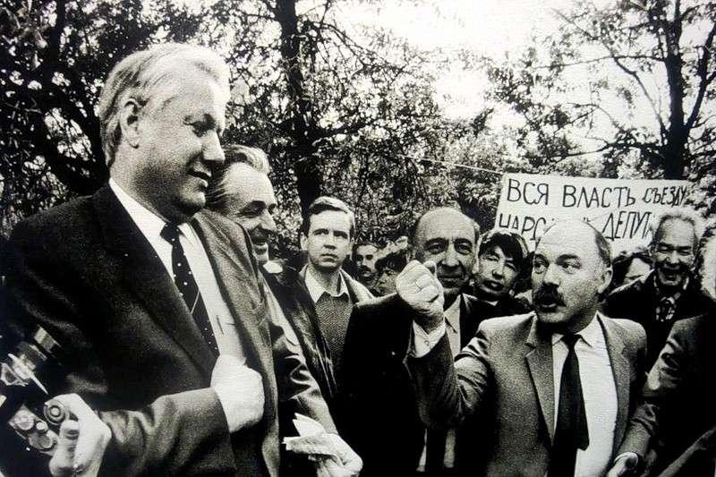 У Ельцина и Хрущёва было много общего