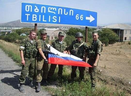 Россия побеждает дикий Запад без военных действий