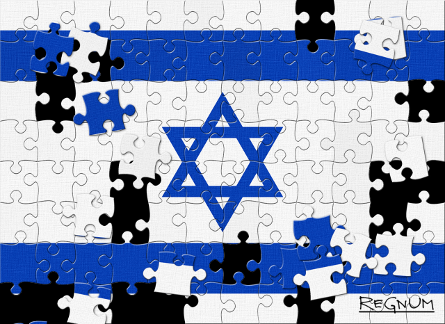 Стратегия России в арабо-израильском конфликте