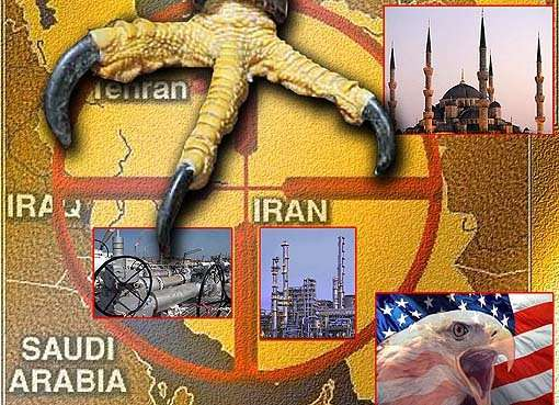 Израиль и США активизируют «петлю Анаконды». Ирану уготована роль звена этой цепи