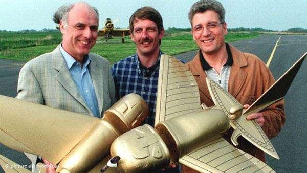 Эрих Фон Дэникен. Древние инженеры и их летательные аппараты и технологии