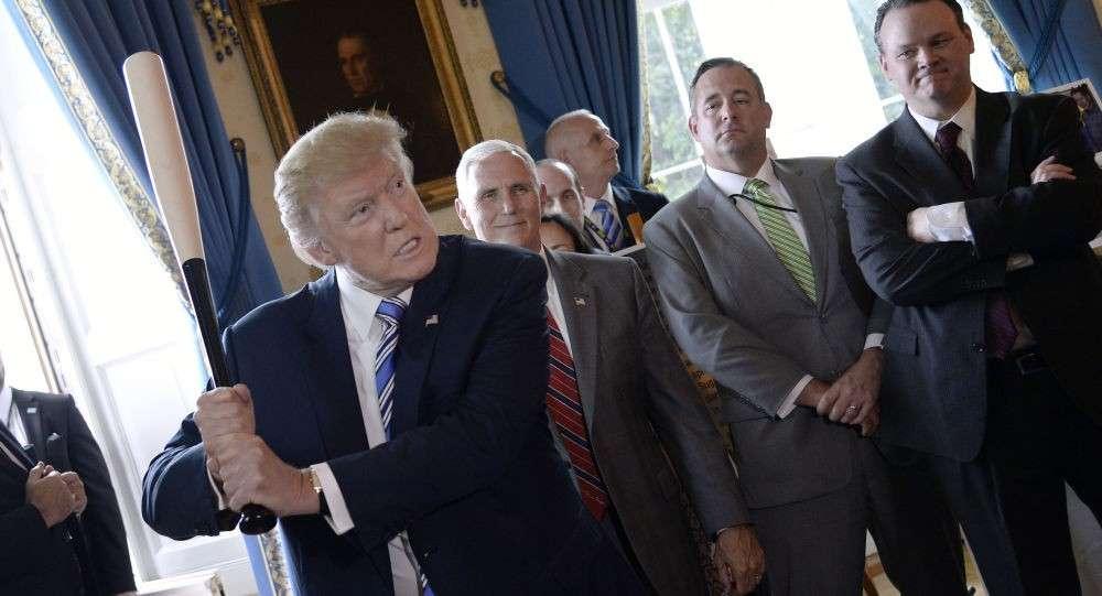 Трамп своими действиями ловко разрушил единство паразитического Запада