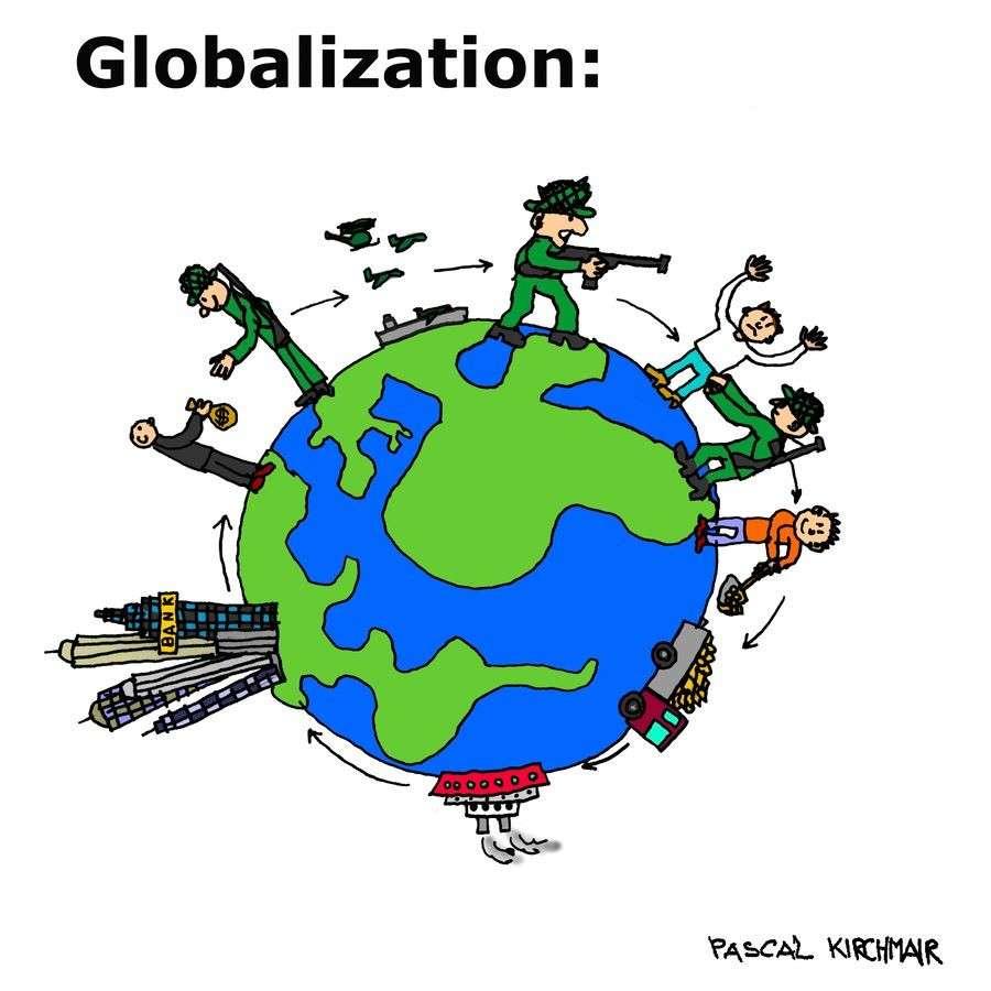 Мировое правительство теряет власть, наступает закат и агония паразитической системы