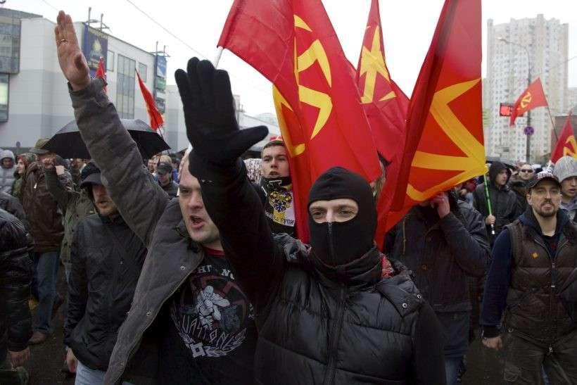 Поколение постсоветского фашизма