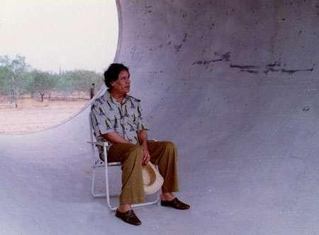 Муаммар Каддафи в Ливии создал «Восьмое чудо света» – великую рукотворную реку