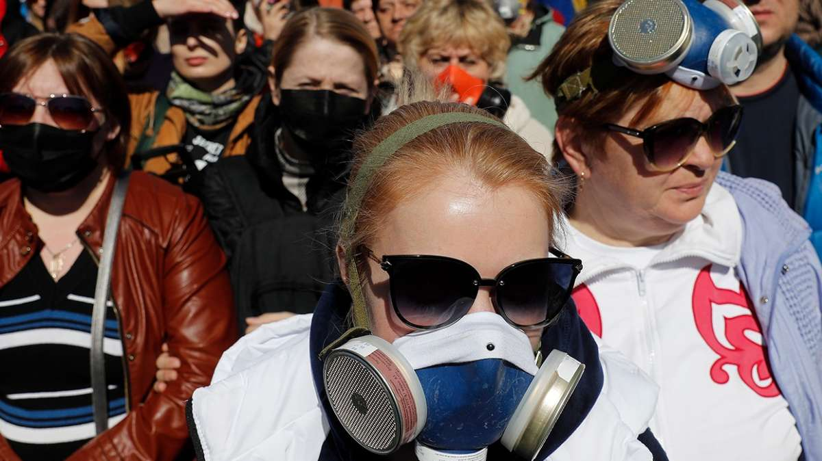 Подмосковье – мусорная свалка для Москвы