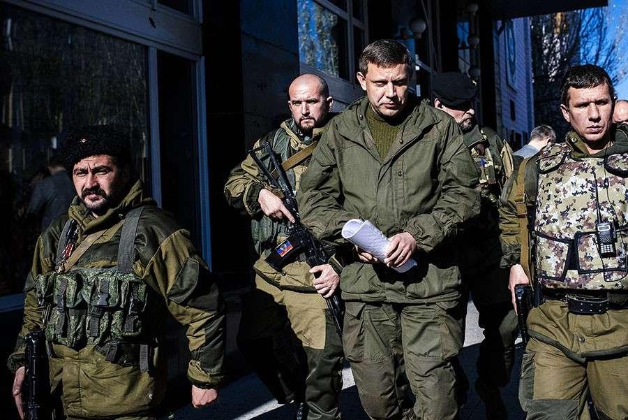Александр Захарченко о сегодняшней обстановке в ДНР, целях и перспективах республики