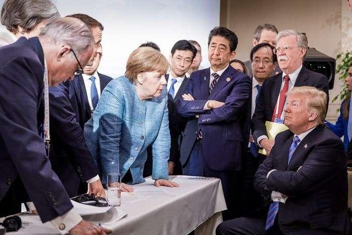 Саммиты ШОС, G-7, Россия-КНР, США-КНДР и сбор «Бильдербергского клуба» на кануне ЧМ-2018. Обзор