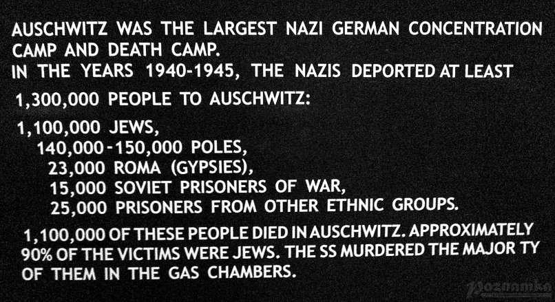 Письмо судье. Правда про холокост