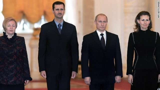 С чего началась война в Сирии