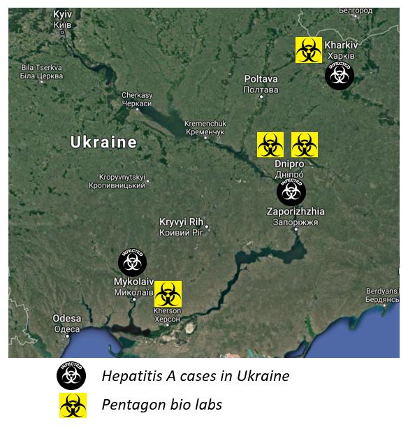 Гепатит A Украина BG