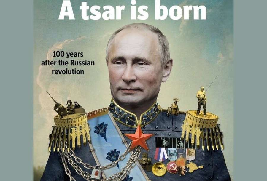 ХАБАД пытается управлять Россией