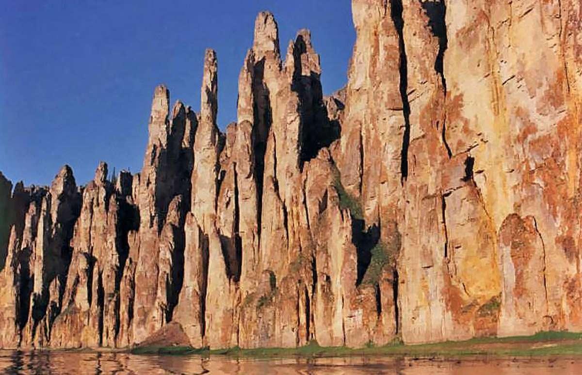 Камни Горной Шории – русские мегалиты опровергают официальную историю Земли