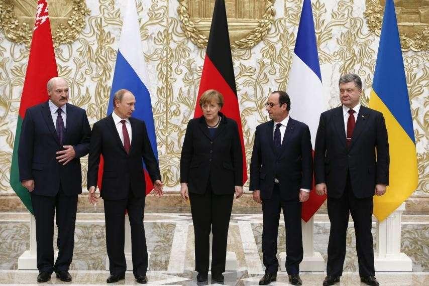 Минские соглашения по Украине – где выход из тупика?