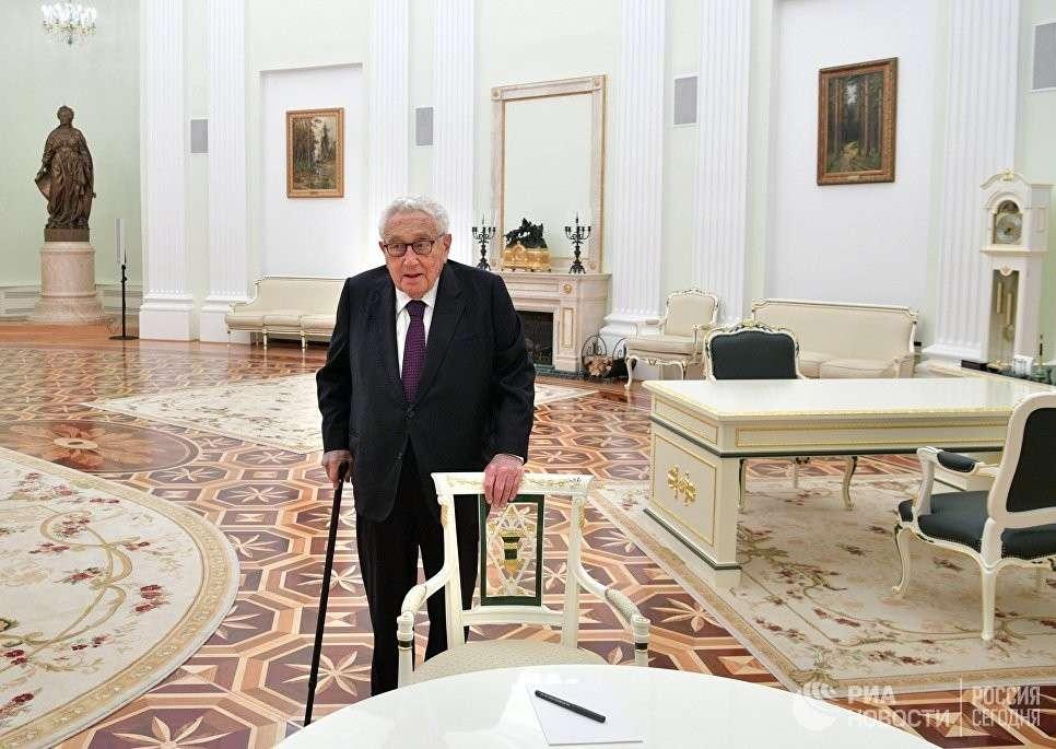 Тайный план Киссинджера