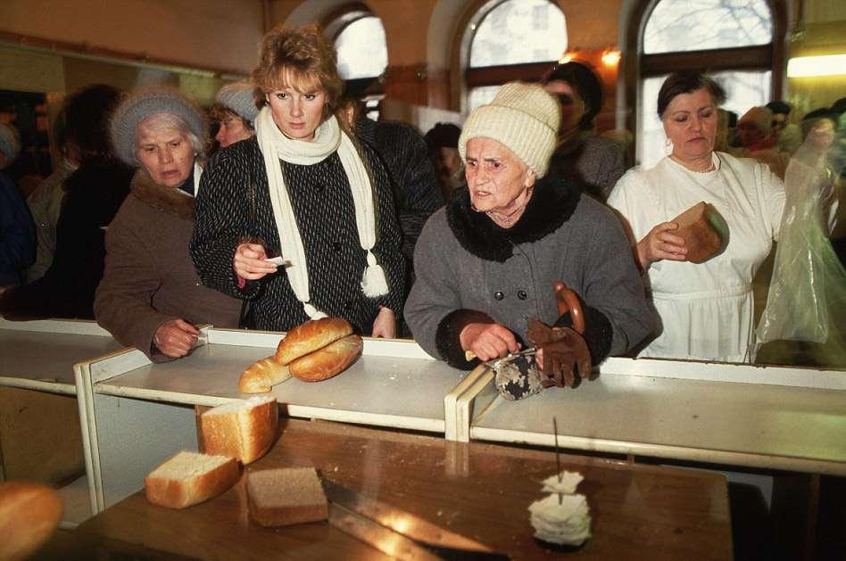СССР – это государственный капитализм плюс рабовладельческий строй