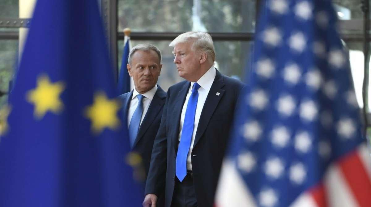 Европа – основной фронт гибридной войны между США и Россией