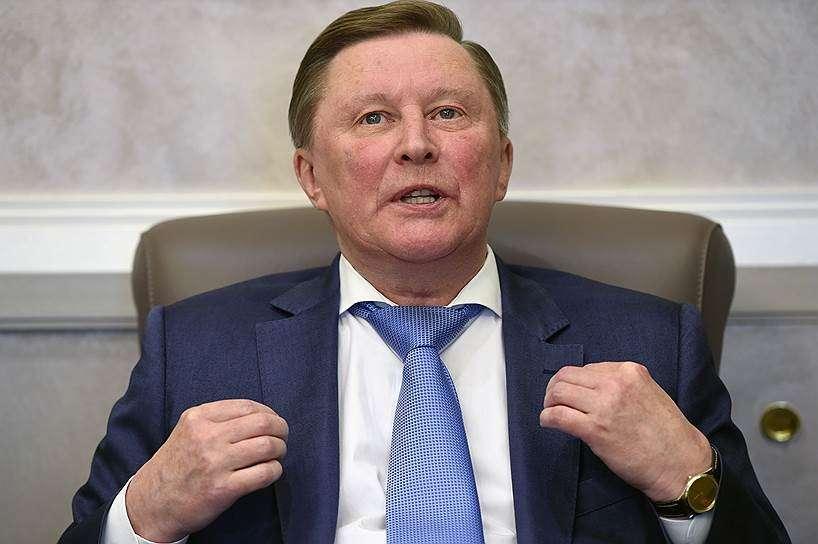 Сергей Иванов и войне России с Грузией