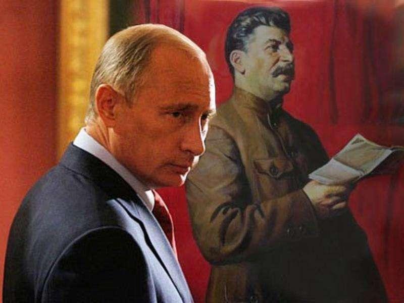 Сможет ли Путин применить опыт Сталина в финансовой войне с Западом?