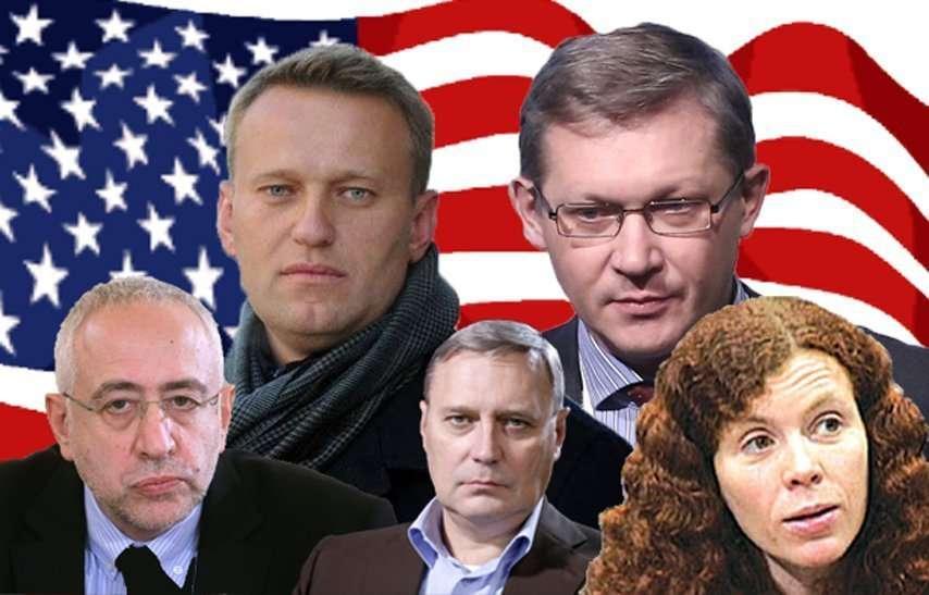 Санкции США уничтожат в России либеральную «интеллигенцию» и либеральную «бизнес-элиту»