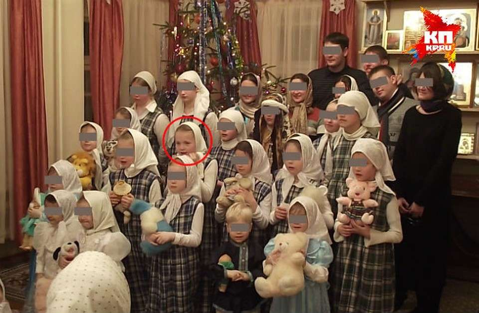 Церковь делает из приемных детей – рабов
