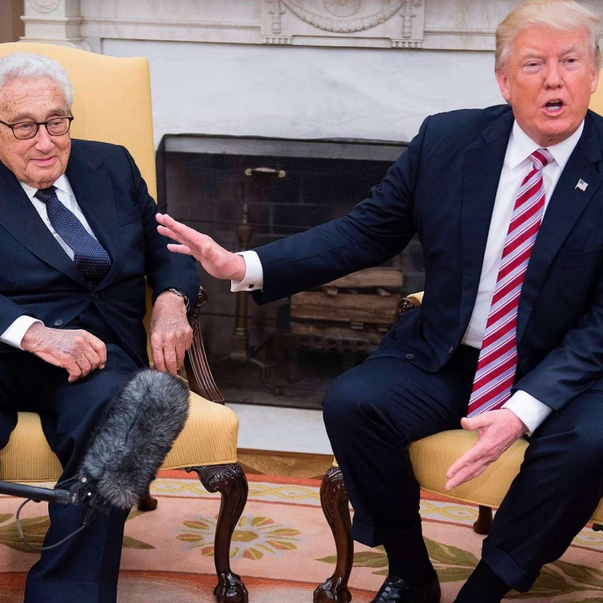 Эпоха Киссинджера закончилась