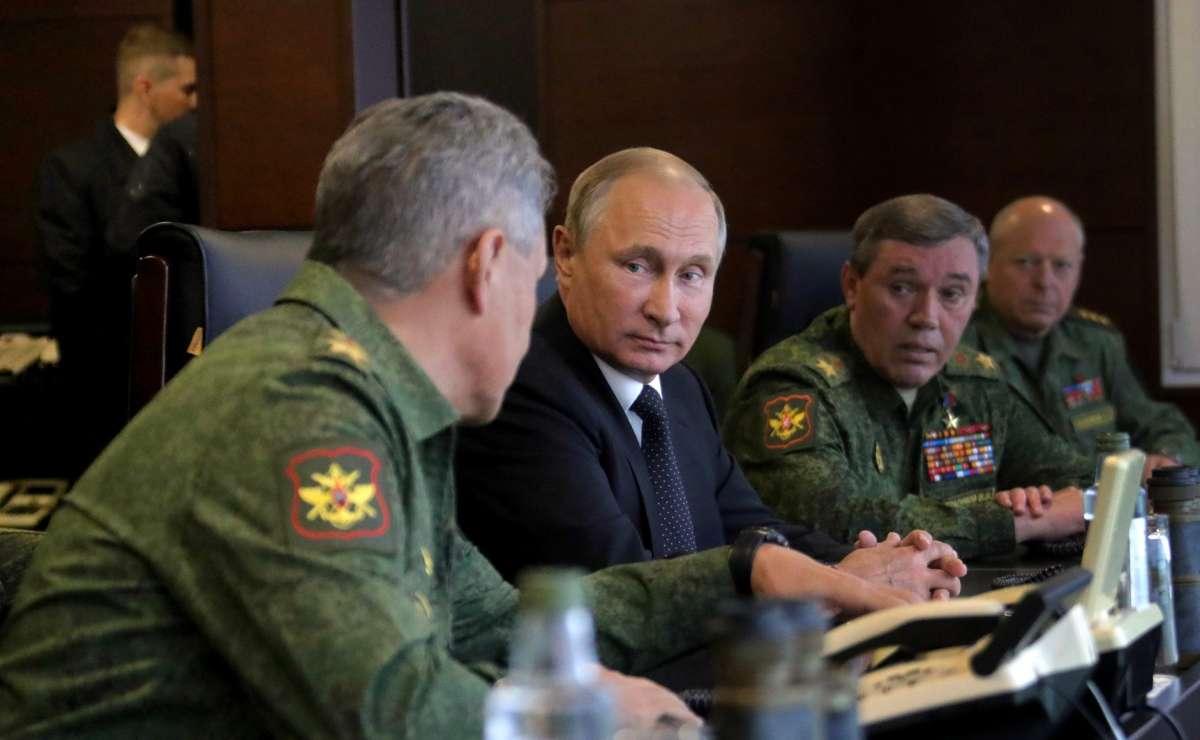 Восток-2018 ¬– крупнейшие военные учения в России