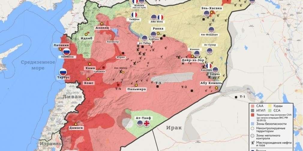 Война в Сирии – это не революция оппозиции, а тщательно спланированная операция Запада
