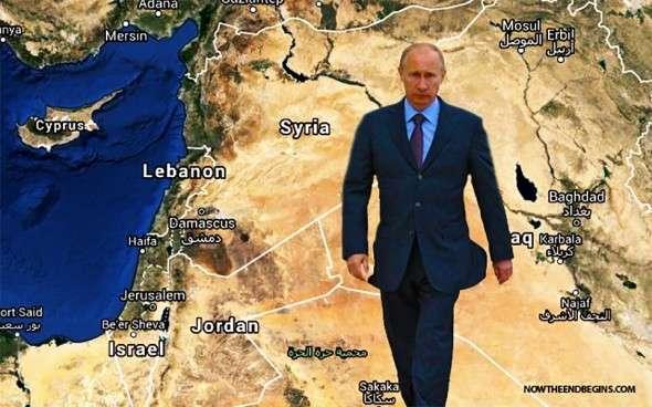 Сионисты устраивают Конец Света