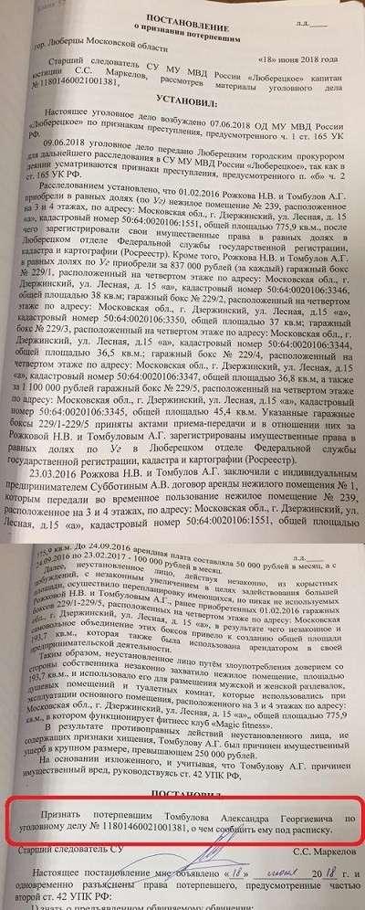 Мафия из Дзержинска