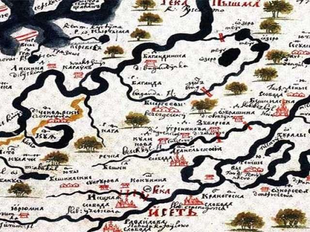 Древние города Сибири, вычеркнутые из официальной истории