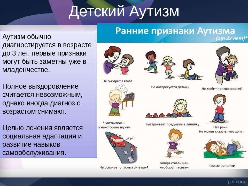 Прививки вызывают аутизм