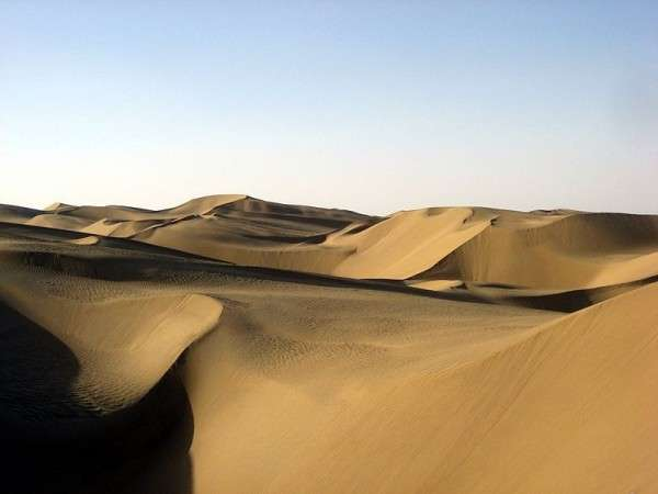 «Древние цивилизации» засыпаны песком совсем недавно