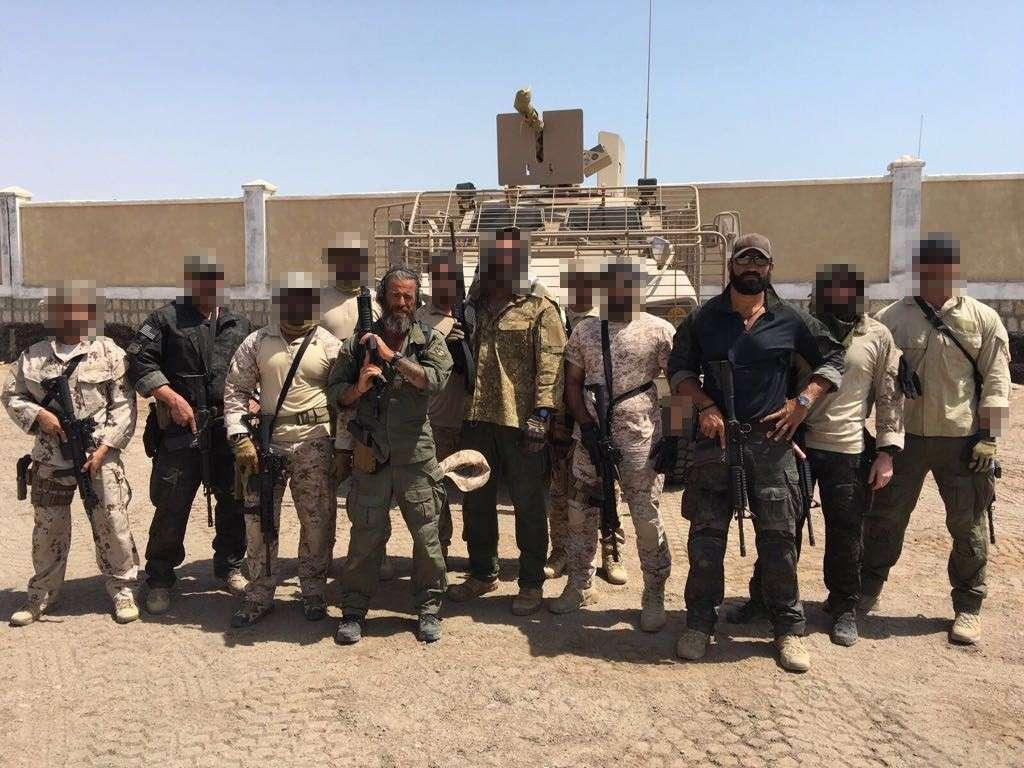 Наёмные американские убийцы на службе ОАЭ