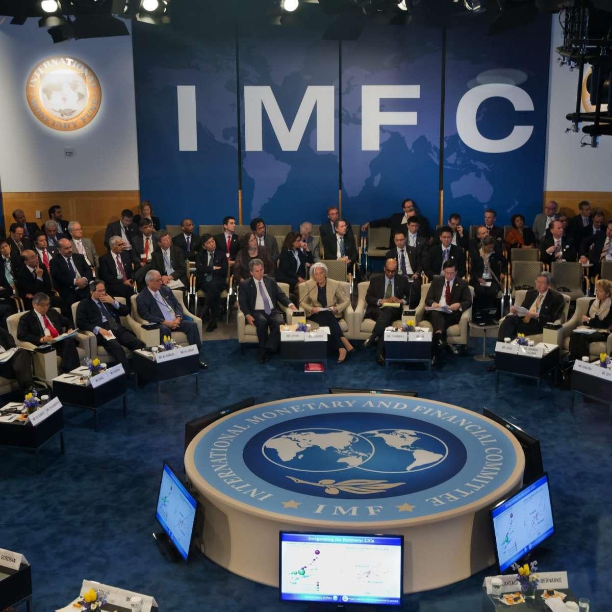 МВФ как инструмент колониальной политики