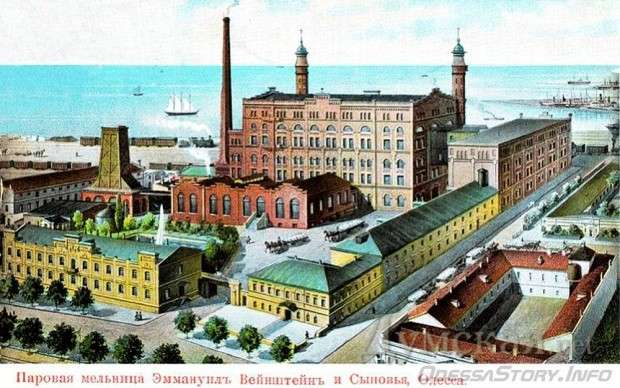 Старинные мельницы – следы высокоразвитой цивилизации