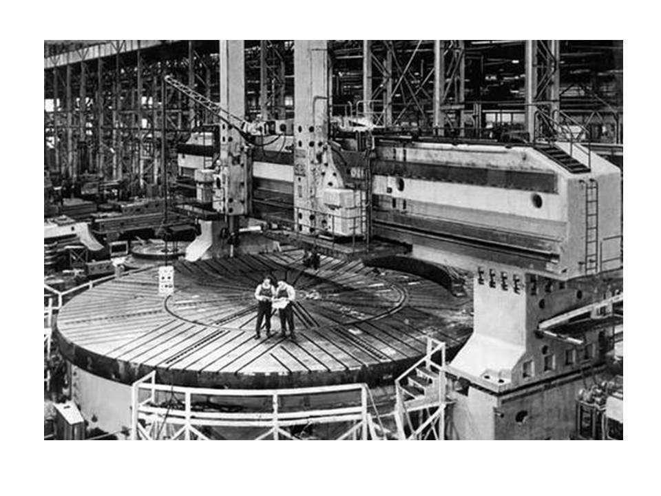 Промышленные гиганты СССР