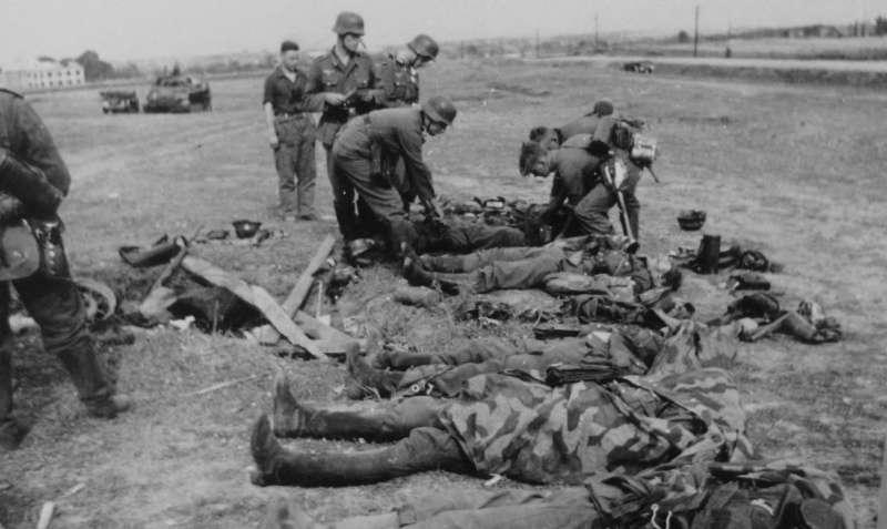 Истинные потери армии вермахта вначале Великой Отечественной войны летом 1941 года