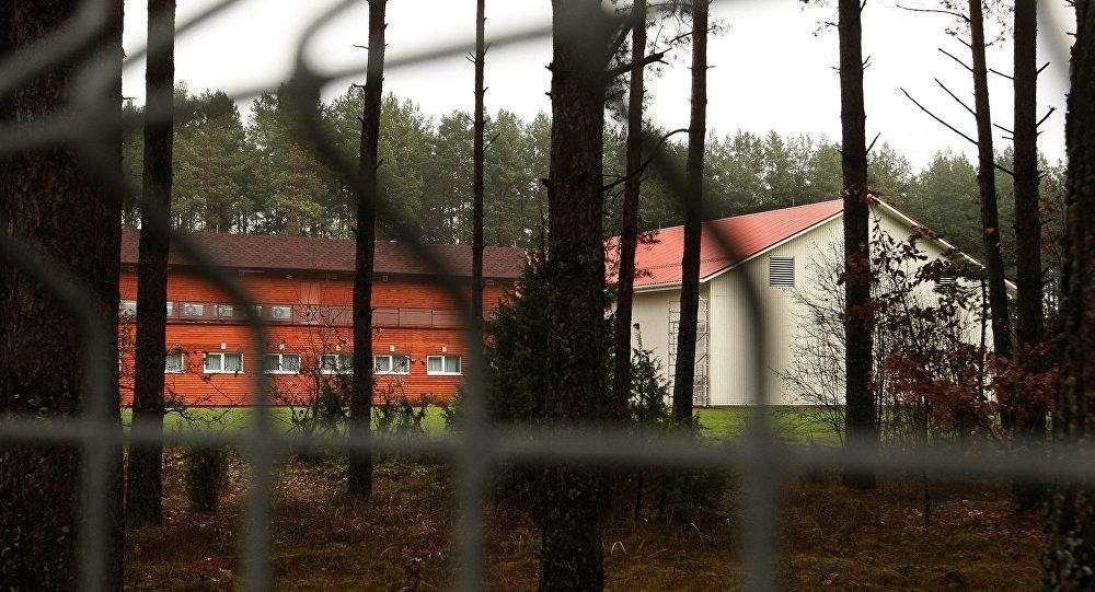 Тайная тюрьма ЦРУ под Вильнюсом