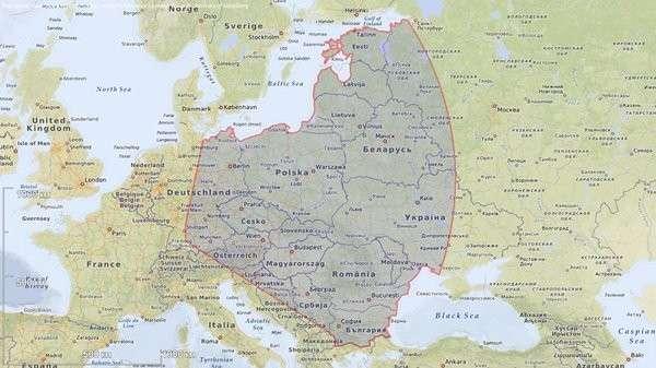 Прибалтика плацдарм для нападения на РФ