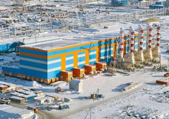 Россия создаёт новое направление – крупнотоннажного сжижения природного газа