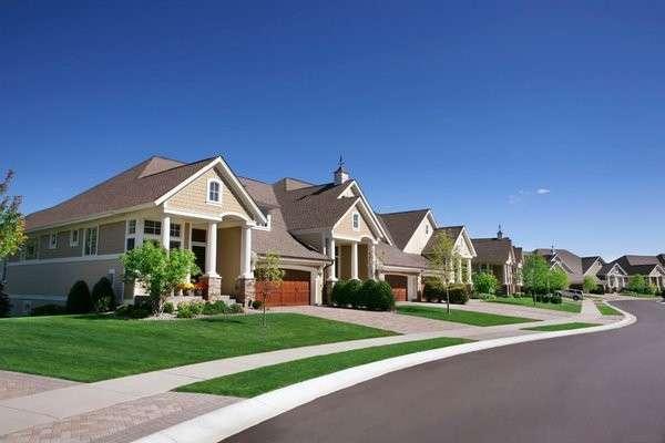 Как это: иметь дом в Америке?