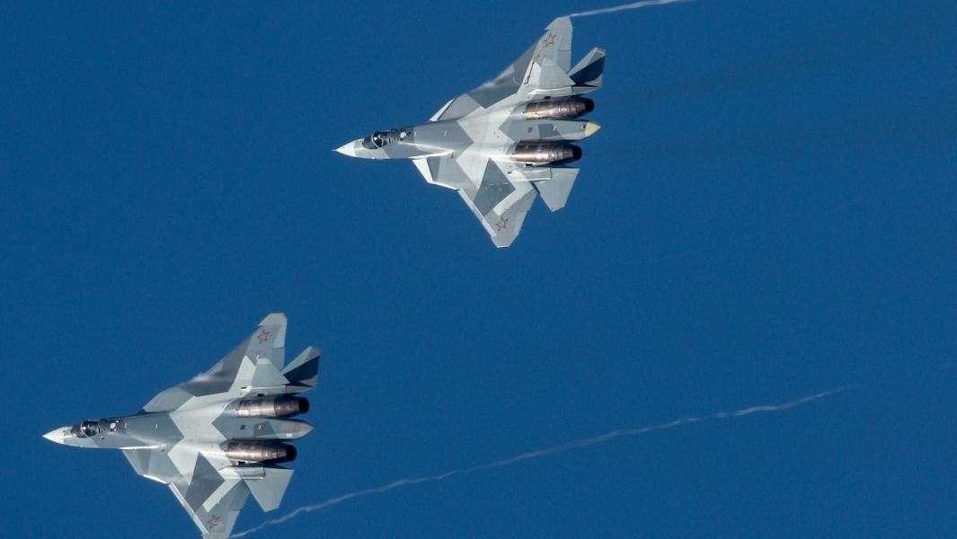 Российский Су-57 – сделал американские F-22 и F-35 морально устарелыми