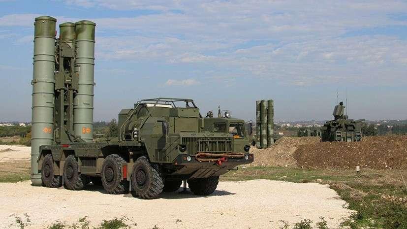 Российский комплекс С-400 «Триумф» выиграл бой у американских Patriot и THAAD