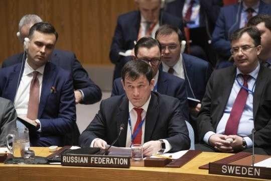 В СБ ООН бандитизм назвали бандитизмом