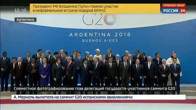 Путин ответил на вопросы на саммите G20
