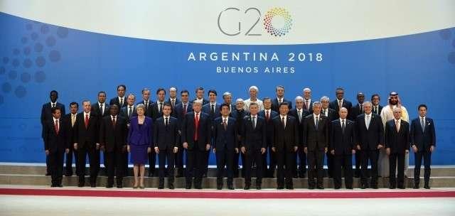 Итоги саммита G20 в Аргентине: глобализм и новый тоталитаризм набирает обороты