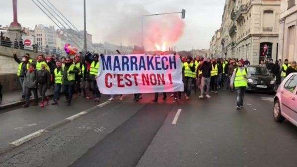 Пакт Марракеша – символ заката Европы