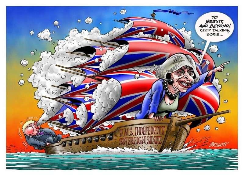 Брексит. Энергетическая сторона выхода из ЕС